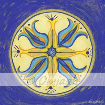 A006 - Mandala Geistige Stärke