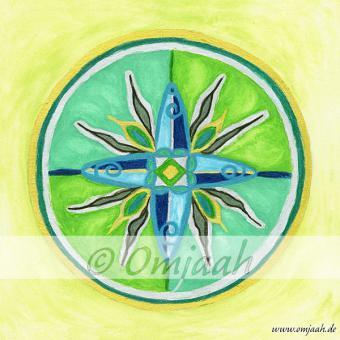 A007 - Mandala Körper- Erde