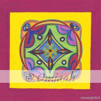 A017 - Mandala Gedankenhygiene