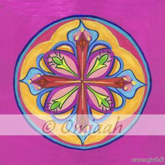 A059 - Mandala Wahrhaftigkeit
