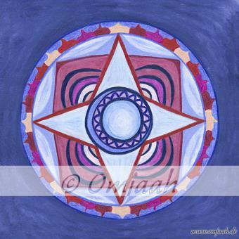 A067 - Mandala Reinigung des Kausalkörpers