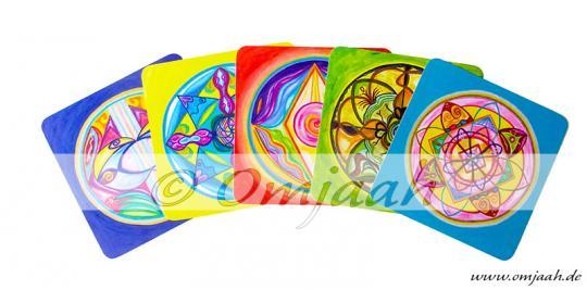 BS008 - Mandala Set - Goldenes Zeitalter