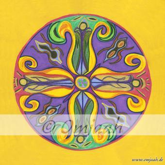 C006 - Mandala Erdheilung auf und durch alle Ebenen