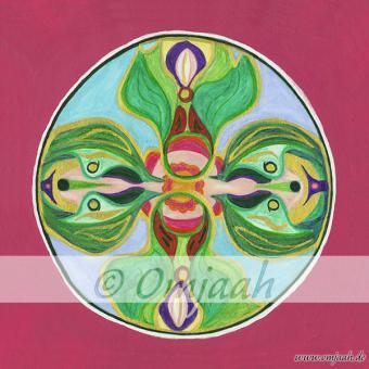 C007 - Mandala Tierschutz