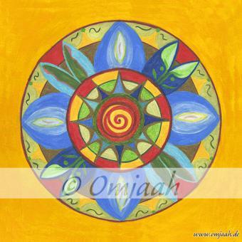 C010 - Mandala Lichtquelle