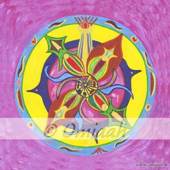 C016 - Mandala Reise durch die Dimensionen