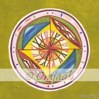 C018 - Mandala Geopatische Störfelder