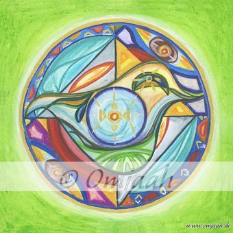 C026 - Mandala Aufhebung von jeglicher Waffengewalt