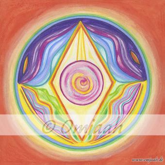 C039 - Mandala Harmonisierung der Sonnenaktivität