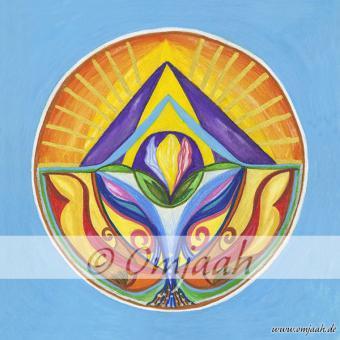 C042 - Mandala Aufhebung von dem Leid in der Welt