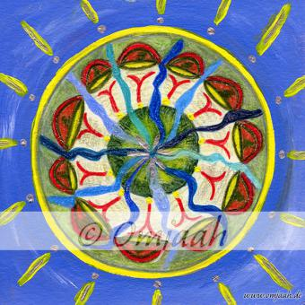 C044 - Mandala Die Lunge der Welt