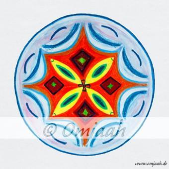 G003 - Mandala Pilze