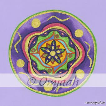 G006 - Mandala Darmgesundheit