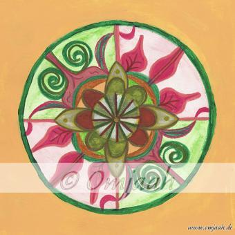 G011 - Mandala Bauchspeicheldrüse