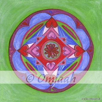 G012 - Mandala Herz