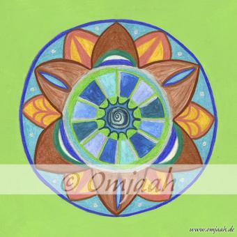 G033 - Mandala Kapha