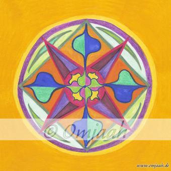 G018 - Mandala Burnout