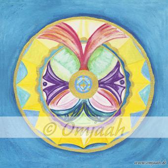 G021 - Mandala Schilddrüse