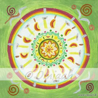 G026 - Mandala Lichtnahrung