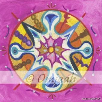 G030 - Mandala Borreliose