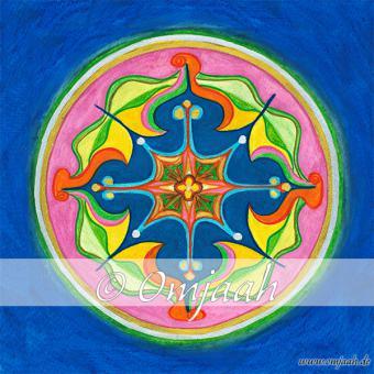 G034 - Mandala Geistige Gesundheit