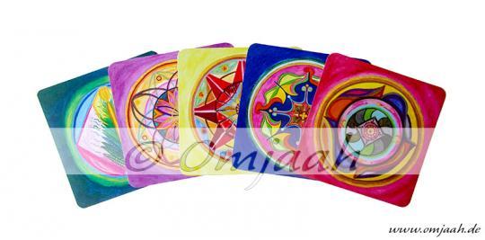 GS009 - Mandala Set - Neuordnung-Zellbewusstsein