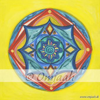 M002 - Mandala Djwal Khul